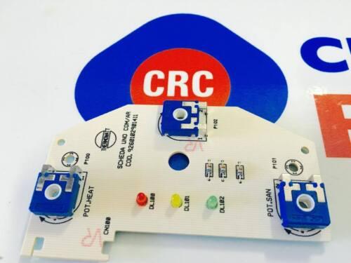 SCHEDA UNO-COM//AR RICAMBIO CALDAIE ORIGINALE MTS GROUP CODICE CRC996043