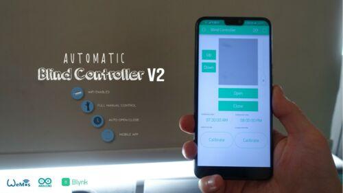 PCB personalizzato per Alexa controllata Automatico Cieco Controller-versione 2