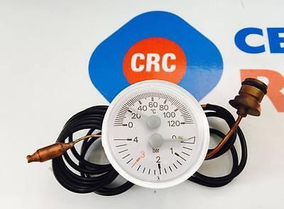 CRCR10026050 TERMOIDROMETRO RICAMBIO CALDAIE ORIGINALE BERETTA CODICE