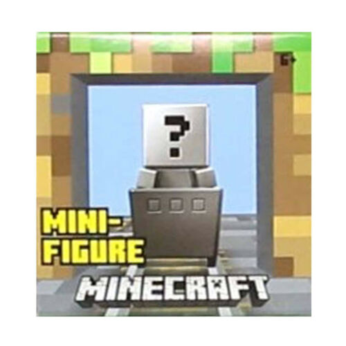 Minecraft Cart Series Blind Box Mini Figure NEW Toys Collectibles