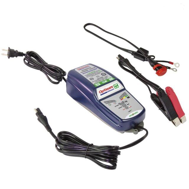 Chargeur Optimate Lithium 4S 5A TM-290 pour batterie LiFePO4 de 2 à 100ah
