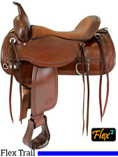 Circle Y Topeka Flex2 Trail Saddle 1651