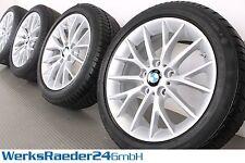 Original BMW 1er F20 F21 2er F22 17 Zoll Alufelgen 380 Winterräder RDCi RFT W5