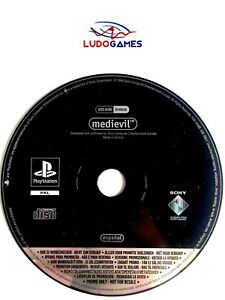 Medievil-Promo-Psx-PS1-PLAYSTATION-Videojuego-Videogame-Retro-en-Parfait-Etat