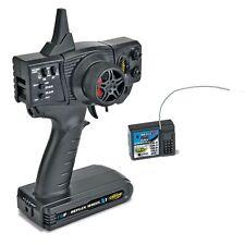 CARSON 500500048 Reflex Wheel X1 2,4 GHz 2-Kanal RC Fernsteuerung mit Empfänger