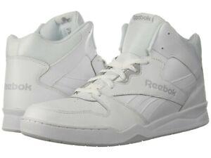 Detalles de Reebok Royal BB4500 HI2 CN4107 para Hombre de Cuero Blanco Casual Zapatos Tenis altas ver título original