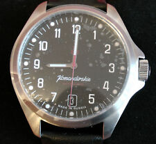 Wrist Automatic Watch VOSTOK KOMANDIRSKIE Commander Military K-34 340610 Gift