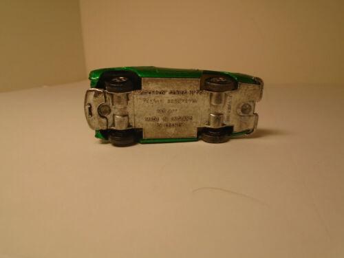 MATCHBOX SUPERFAST NO.75c FERRARI BERLINETTA BASE SWAP MODEL EXCELLENT RARE