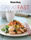 Great Fast Recipes by Pamela Clark (Paperback, 2004)