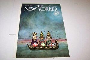 DEC-21-1968-NEW-YORKER-magazine-cover-CHRISTMAS