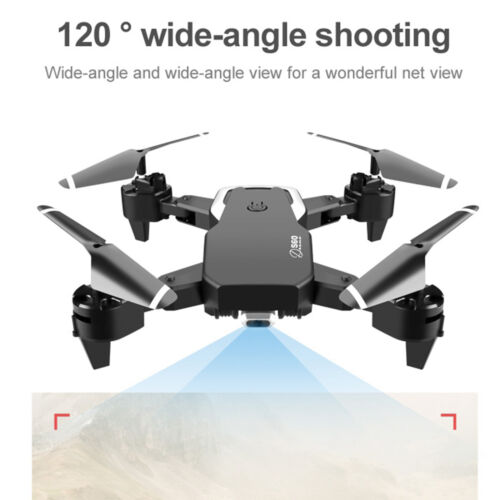 S60 Mini Drone with Camera WIFI HD FPV Foldable RC Quadcopter 4CH 2.4Ghz Remote