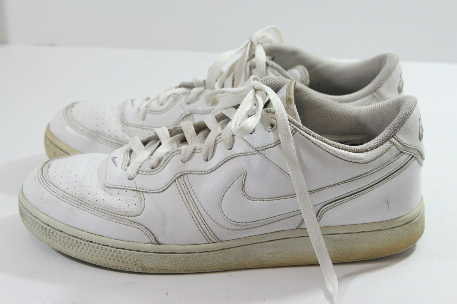 NIKE Style 396667-100  White Sneakers Shoes Men Comfortable Seasonal price cuts, discount benefits