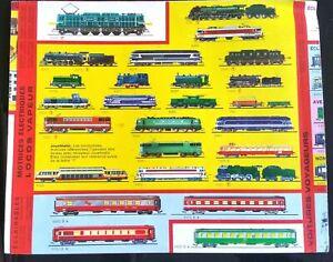 Brochure Jouef; trains Miniatures et accessoires sur 6 pages 5Qu1BAUH-08035929-259810849
