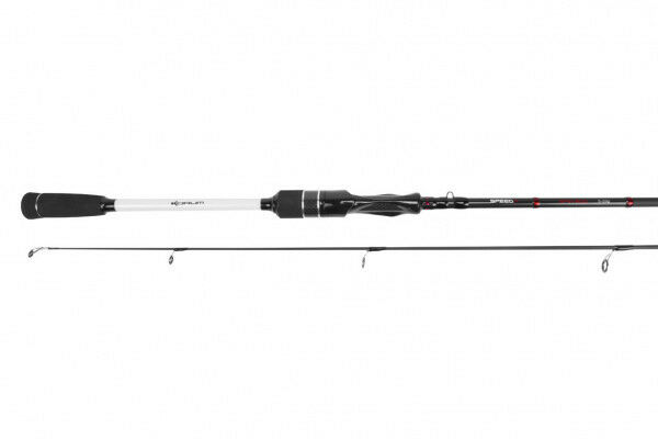 Korum nuovo esca pesca velocità SPIN 7ft 520g Medio Filatura asta ksasta03