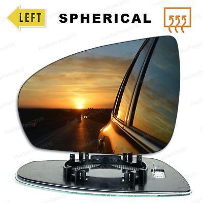 Left Passenger Side Wing Door Mirror Glass for MERCEDES CLC-Class CL203 08 on