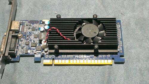 HP PEGATRON NVIDIA GT620 1GB PCIe Video Card  FULL HGHT 701404-001 695610-001