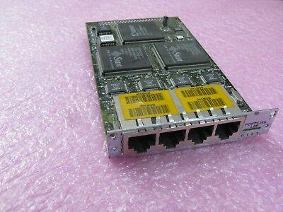 SBUS 100BaseT Quad Fast Ethernet card 2.0 p//n 501-5443