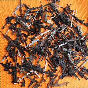 Lot-200pcs-Accessories-Weapon-Gun-Sword-For-Gi-joe-Cobra-g-i-joe-Figure-Boy-Toys