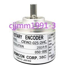 1PC New NEMICON Encoder OEW2-02-2HC