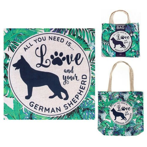 Reusable Shopping Bags Details about  /Doggy Style Eco Shopper Dog Love /& Cat Lover Bags