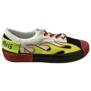 Palm Angels Flame Sneakers New