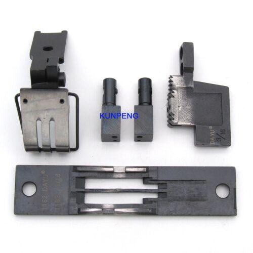 1SET DOUBLE NEEDLE GAUGE fit for JUKI  LH-1152 LH-1162 LH-1182 SEWING MACHINE