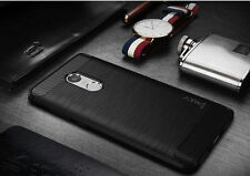 Brushed TPU Soft Rubber Skin Slim Back Case Cover For Xiaomi Redmi Note 4 Indian