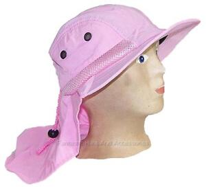 Image is loading Kid-Child-Wide-Brim-Mesh-Summer-Hat-with- b4567ca44466