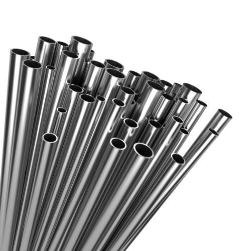 "44.5mm 1.75 /"" ZOLL X 1m 304 Edelstahl 1.5mm Ladegerät Rohr Auspuff Reparatur"