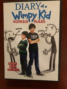 Diary of a Wimpy Kid: Rodrick Rules, Good DVD, Laine ...