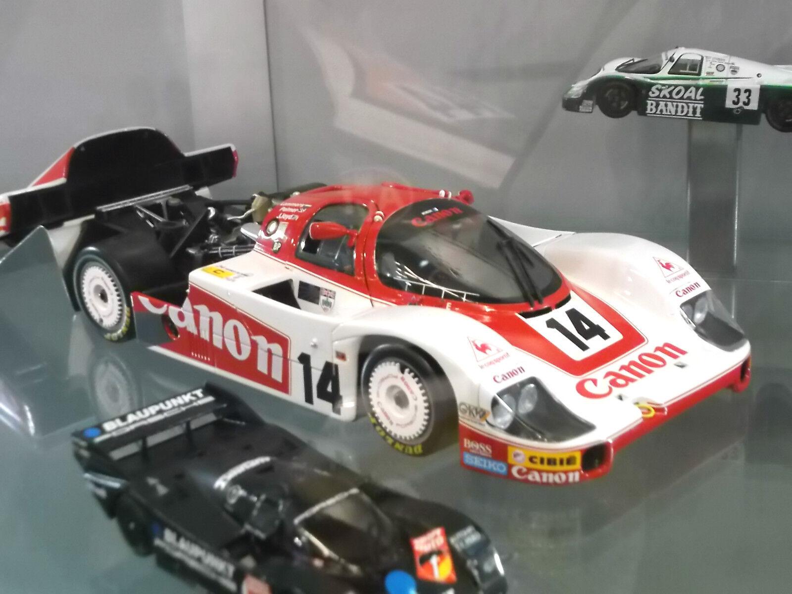 Porsche 956 956 956 LH langheck Le Femmes 1983 #14 canon palmer Lloyd agneau Minichamps 1:18 | Exquis  2b4662