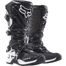 FOX  WOMENS ADULT OFFROAD COMP 5 BOOT MX ATV MOTOCROSS Black/White 11