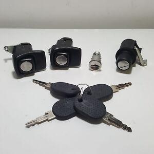 Kit-Complet-Serrure-Fiat-Panda-141-Jusqu-039-A-2003-Pour-7654911