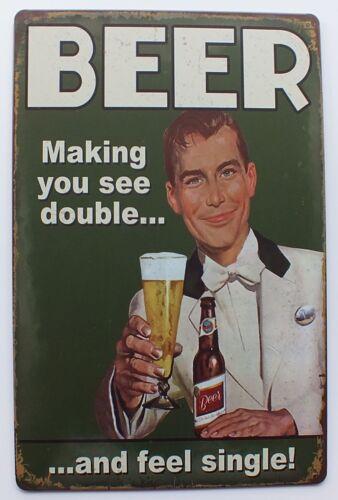 Metal Tin Sign Plaque Club Vintage Poster Home Coffee Garage Retro Wall Decor
