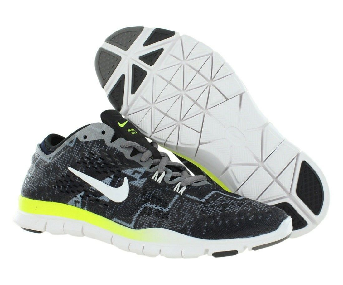 NIKE Womens Free Free Free 5.0 TR FIT 5 PRT Running Trainers 704695 Sneakers shoes (US 6, c3790a