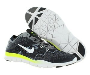 Details about NIKE Womens Free 5.0 TR FIT 5 PRT Running Trainers 704695 Sneakers Shoes (US 6,