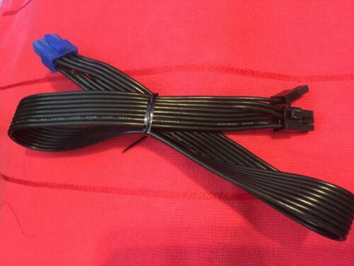 PCIE VGA Power Supply Cable for EVGA SuperNova LOT 2 pcs  8 PIN TO 8 pin 6+2