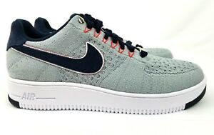 5f1a352dc1 Nike Air Force 1 Low Ultra Flyknit Sz 10 New England Patriots RKK ...