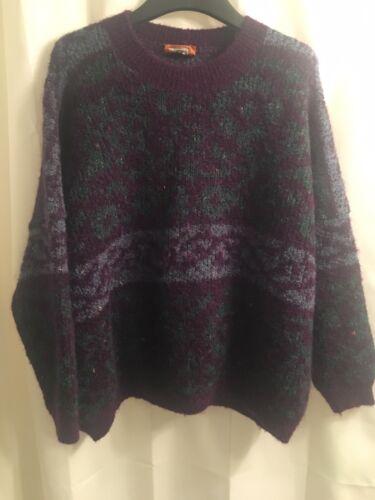 Pullover Italia Maglione Missoni Xl Teller Orange Girocollo Wool Label 1x Bonwit qwRaFIOI
