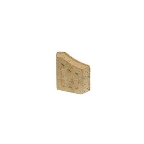 Fire Bricks Side Universal Fits Most Open Fires /& Stoves Sold as a Pair