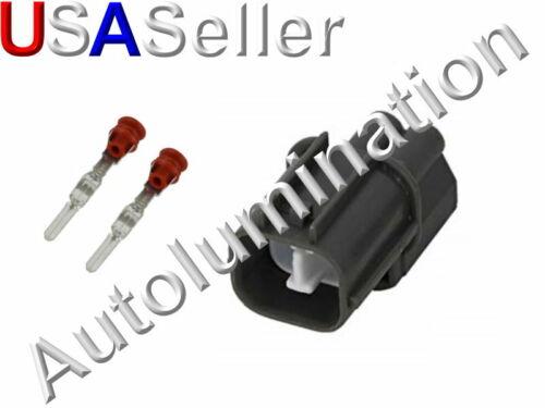 Connector Acura Honda Mazda Headlight Low Beam Ballast Windshield Washer