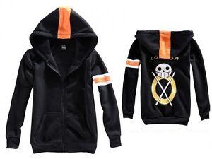 94ccdf0ef0b7 Image is loading Sweatshirt-One-Piece-Trafalgar-Law-T-Shirt-Cosplay-