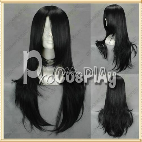 Madness Returns Alice Cosplay Black Wig 65CM mp000379 Alice
