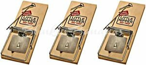 3-BIG-STRONG-LARGE-POWERFUL-TRADITIONAL-WOODEN-SPRING-LOADED-RAT-TRAPS-KILLER