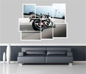 Huge-Collage-View-Yamaha-Motorbike-Racing-Wall-Stickers-Wallpaper-624