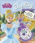 Disney Princess Dazzling Sticker Dress Up by Parragon (Paperback, 2015)