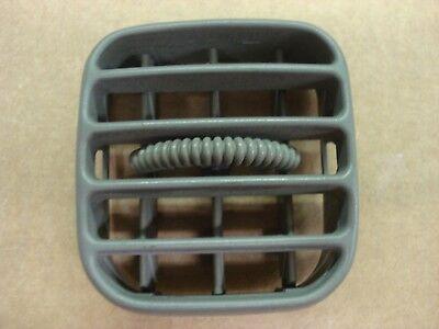 98-05 CENTER AC AIR DASH VENT CHEVY S10 TRUCK BLAZER SONOMA GRAPHITE DARK GRAY