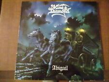 KING DIAMOND - ABIGAIL LP 1° STAMPA HOL CULT METAL !!! EX+/EX+