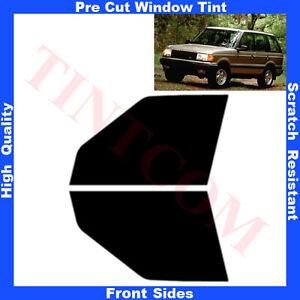 Film-Solaire-Predecoupe-Teintees-Land-Rover-Range-Rover-1996-2002-Vitres-Avant