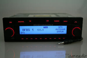 Becker-Indianapolis-BE7925-MP3-GPS-Navigationssystem-AUX-IN-RDS-WMA-Doppeltuner